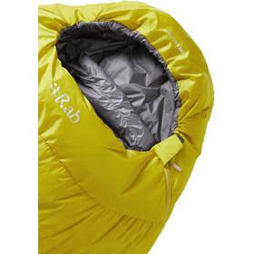 Rab Alpine Pro 200 Sovepose XL Herrer, gul